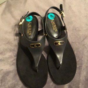 Never Worn Ralph Lauren Sandals